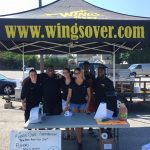 Delicious Chicken Wings from Wings Over in Farmingdale